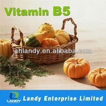 Pharm grade VB5 Vitamin B5 usp grade