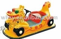 Amusement equipment kiddy rides battery car-cartoon holy dragon