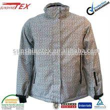 2012 New men ski fashion warm jacket
