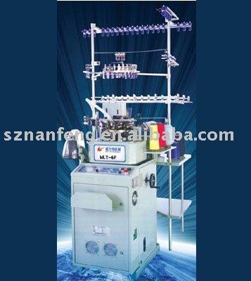Calcetines máquina de tejer
