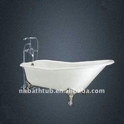 clawfoot tub fixtures