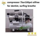 CNG compressor , screw type portable 10m3/min max 25bar