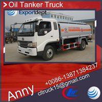 faw 4x2 stainless steel oil tanker truck,oil field trucks for sale