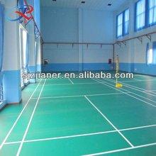 PVC Rolls Badminton 4.5mm Sports Flooring