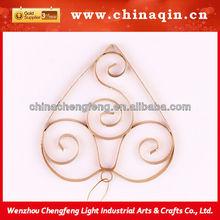 best sale cheap metal christmas foil hanging decoration