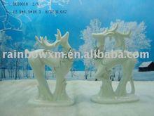 elegance chiirstmas decorative deers