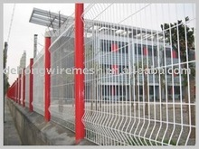 Residence Fence Netting/Curved Fence(Factory)