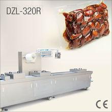 Dry dates vacuum packing machine