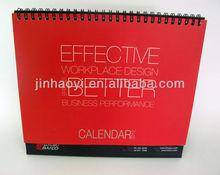 2013 Table calendar printing, new arrival