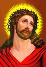 Religious 3D Picture of Jesus
