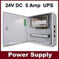24vdc 5a, Batería de copia de seguridad, Estabilizador de energía