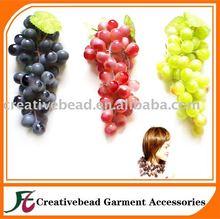 artificiale di plastica grande uva grappolo