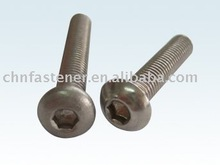 Hex Socket Round Head Screw ISO7380