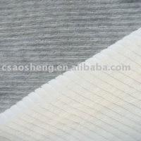 Drop Needle Stretched Velvet fabric