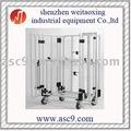 flexible tubo de la cesta de la carretilla para la industria y artículos para el hogar
