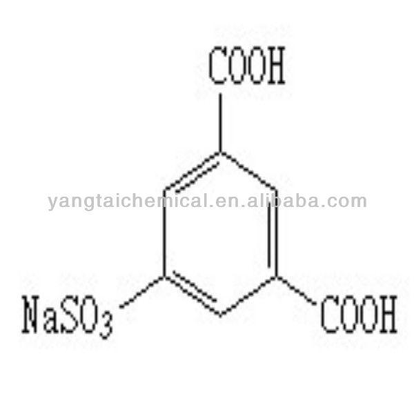 Modificador para CDPET 5-Sodiosulfo Isophthalic ácido