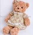 oso de felpa muñeca