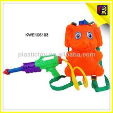 animal shape water gun toys Promotional plastic toys water gun KWE106103