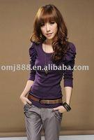 Woman clothes Lady's fashion blouses