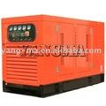Wassergekühlt schalldicht john deere diesel-generator( 24kw- 330kw)