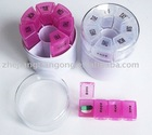 7days storage pill box