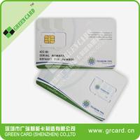 WCDMA SIM Card 3G SIM Card can be Programmable