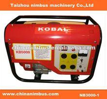 2kw kobal NB3000-1 generator