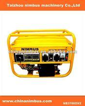small 2kw gasoline generator ( NB3700DXE)