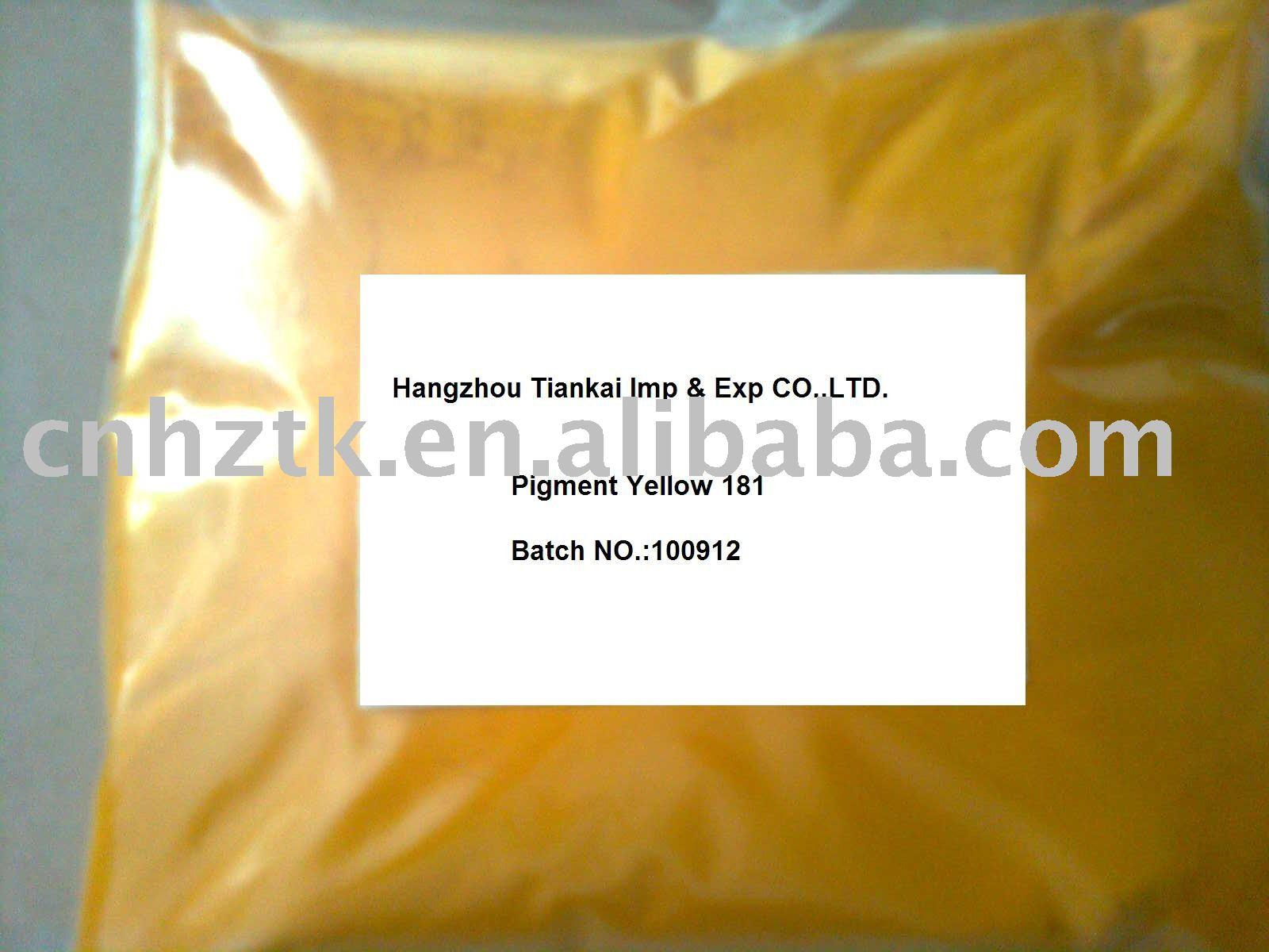Pigmento amarelo 181( py181)