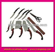 TV648-004 Kitchen knife set contour pro knife