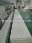 PU rigid foam system for sandwich roof panel