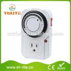 CE certificate 24Hrs Mechanical Timer USA, Canda plug