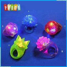 Promotional led Flashing rings, glowing rings