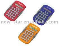 plastic mini calculator NCR008