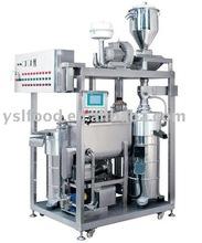 soybean machine