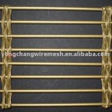 brass Decorative wire mesh