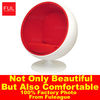 Modern Fiberglass Ball Chair FG-A004