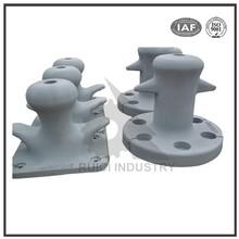 Dalian custom sand casting ductile iron products