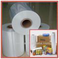 Película protectora de POF para el acondicionamiento de los alimentos