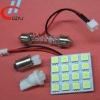 PCB-4x4MD 5050 led dome bulb
