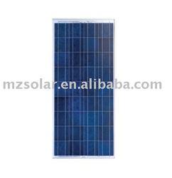 140W poly solar panel