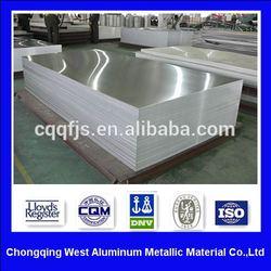 5052 Polished Aluminum Mirror Sheet