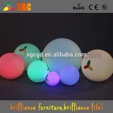 lit ball lights&illuminated ball lights&LED furniture