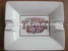 2012 hot novelty ceramic Ashtrays