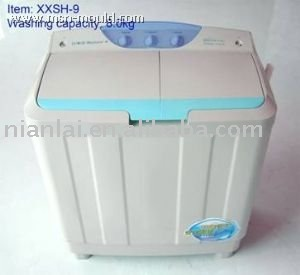 plastic washing machine panel