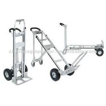 3 in 1 Convertible Aluminium Hand Trolley Hand truck