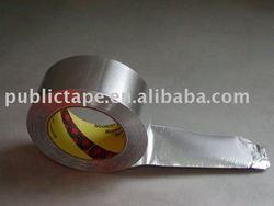 aluminium foil tape hotmelt