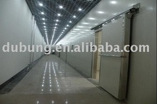 Prefabricated refrigeratory store