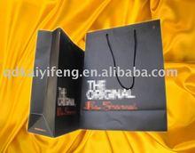 2012 fashion paper bags