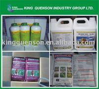 FAO/WHO top quality Atrazine 80% WP, 500g/L SC